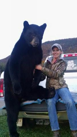Black Bear   190lb       Vermont