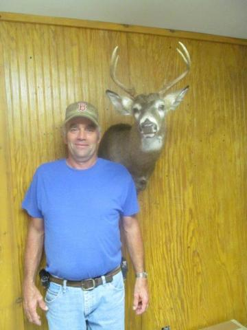Burton Cole              Whitetail                   130 lbs            7pts      Vermont