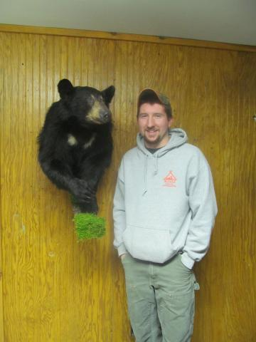 Deven Dwire    Black Bear    165 lbs   Vermont
