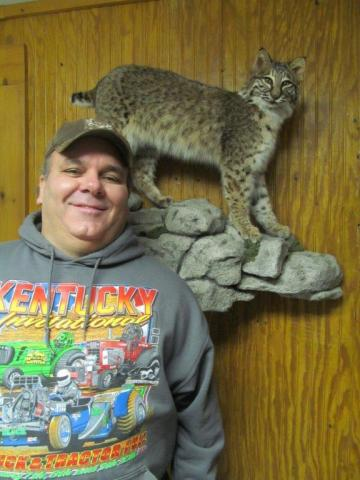 George Whittemore  bobcat   21 lbs    Vermont