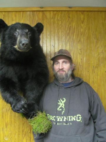 Jeremy Nolette   Black Bear   120lb     2105  Vermont