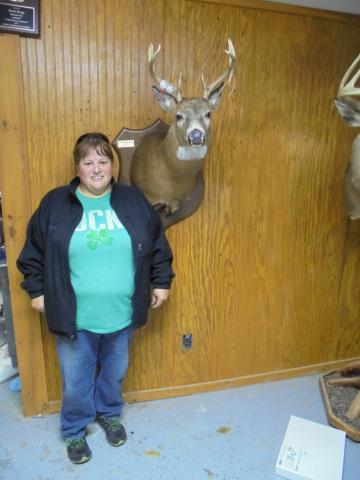 Michelle Kilbreth     WT   135lbs   8 pts   Vermont