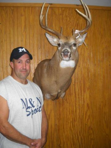 Whitetail  180 lbsIllinois
