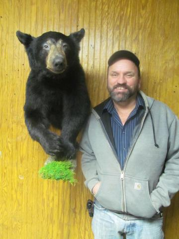 Richard Lettrell       bear    102 lbs     Vermont