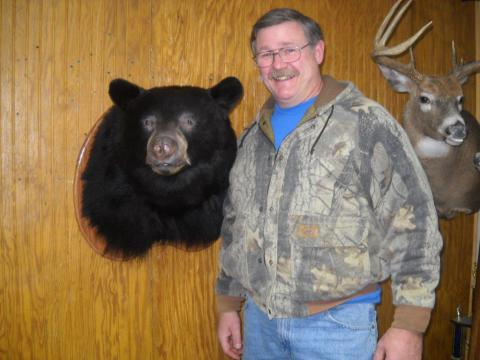 Bear - 245 lb - New Hampshire